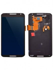 LCD Assembly Without Frame for Nexus 6 (Black)