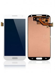 LCD Assembly Without Frame for Samsung Galaxy S4 (White)