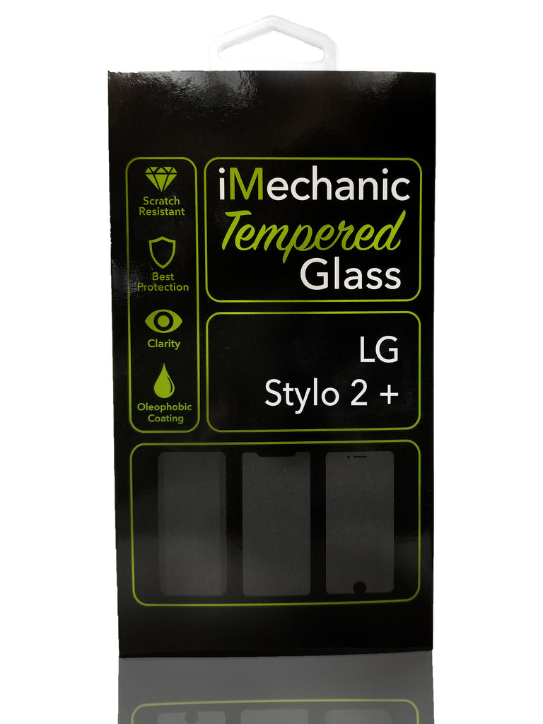 Stylo 2 Plus Tempered Glass Screen Protector