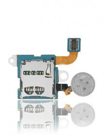 "Memory card with vibrator Flex Cable For Galaxy Note 10.1"" (N8000)"