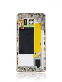 Mid-Frame Housing For Samsung Galaxy Note 5 (With Small Parts) (Gold)
