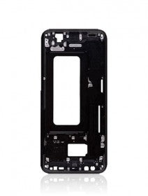 Mid-Frame Housing For Samsung Galaxy S8 Plus (Midnight Black)