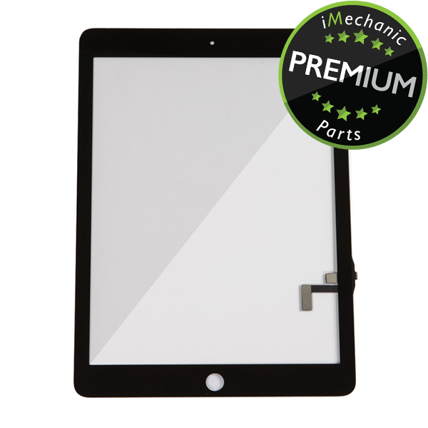 Digitizer For iPad Air 1 / iPad 5 (2017) (Premium Quality) (Black) (No Home Button Installed)