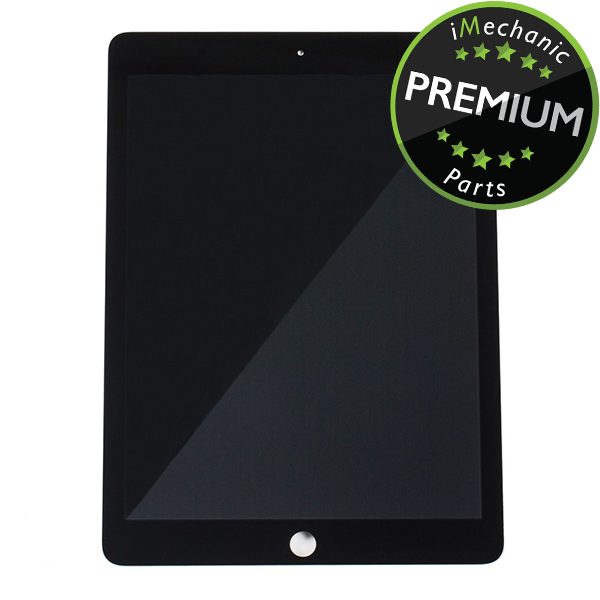 Digitizer For iPad Air 2 (Glass Separation Required) (Premium Quality) (Black)