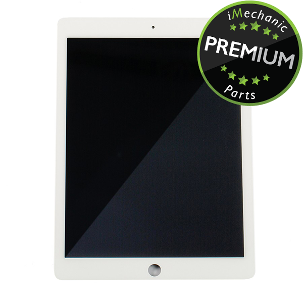 Digitizer For iPad Air 2 (Glass Separation Required) (Premium Quality) (White)
