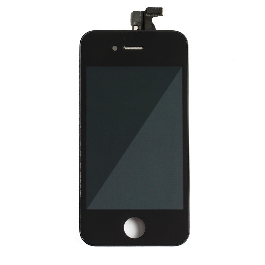 LCD Assembly For iPhone 4 (CDMA) (Standard Quality) (Black)