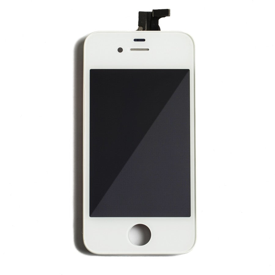 LCD Assembly For iPhone 4 (GSM) (Standard Quality) (White)