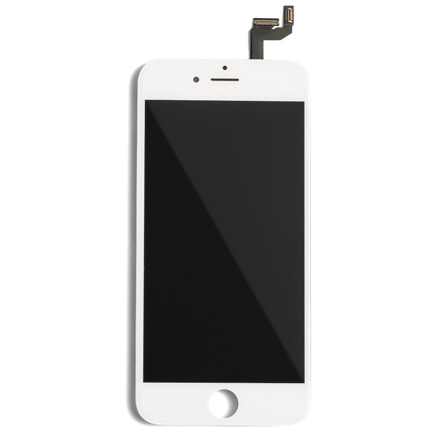 LCD Assembly With Force Touch Panel For iPhone 6S (Aftermarket Quality, Tianma) (White)