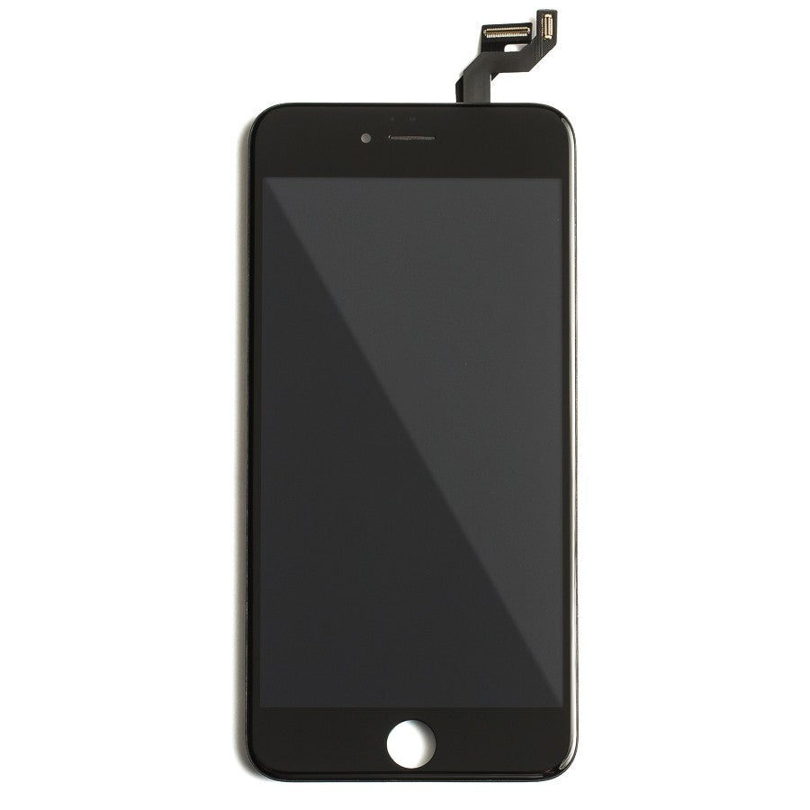 LCD Assembly With Force Touch Panel For iPhone 6S Plus (Aftermarket Quality, AUO) (Black)