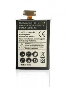 Replacement Battery For Nexus 4