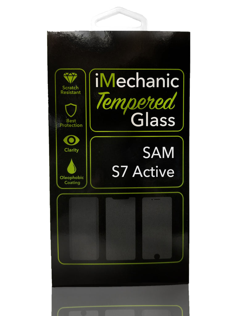 S7 Active Tempered Glass Screen Protector