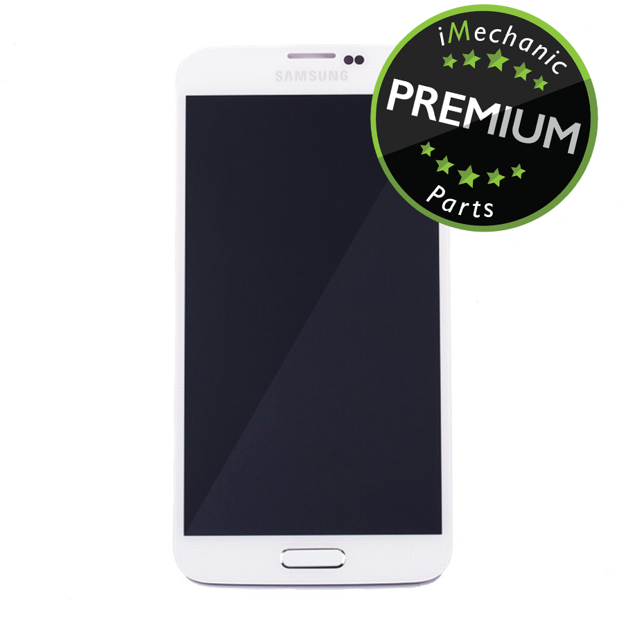 LCD Assembly For Samsung Galaxy S5 (Premium) (White)