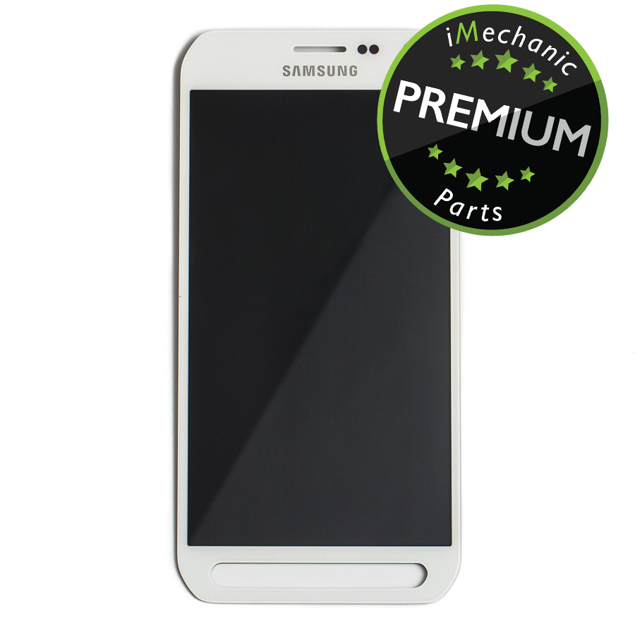 LCD Assembly For Samsung Galaxy S6 Active (Premium) (White)