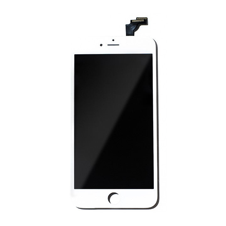 LCD Assembly For iPhone 6 Plus (Aftermarket Quality, AUO) (White)