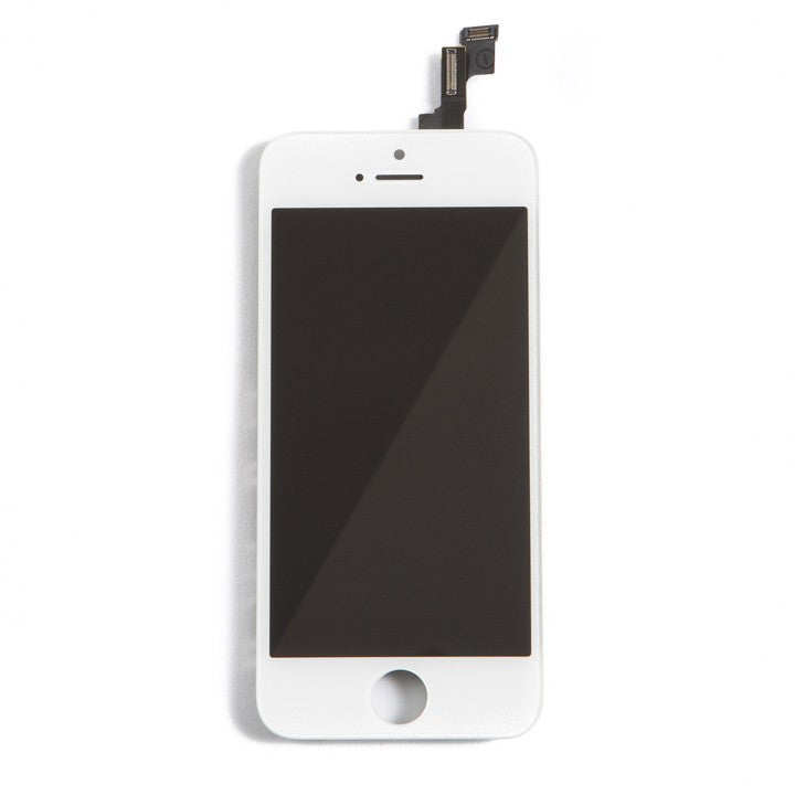 LCD Assembly for iPhone 5 (Aftermarket Quality, Tianma) (White)