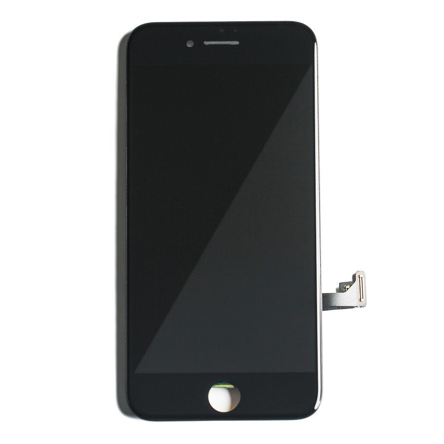LCD Assembly With Force Touch Panel For iPhone 7 (Aftermarket Quality, AUO) (Black)