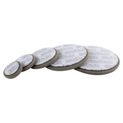 Polishing sponge RT V2 (gray-hard, open-cell) 5 pcs.