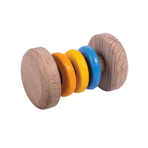 3-Ring Rattle My Montessori Home South Africa