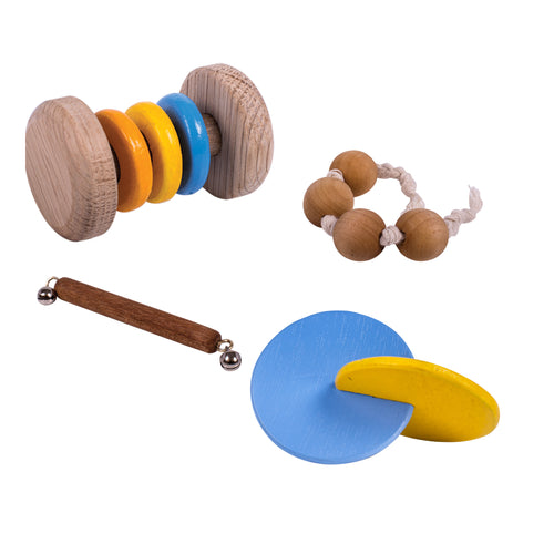 Infant Rattle Kit My Montessori Home South Africa
