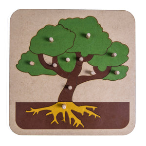Botany Tree Puzzle My Montessori Home South Africa