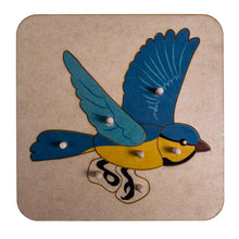 Load image into Gallery viewer, Zoology Bird Puzzle My Montessori Home South Africa