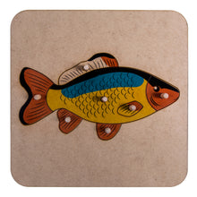 Load image into Gallery viewer, Zoology Fish Puzzle My Montessori Home South Africa