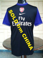 ENGLISH PREMIER ARSENAL FC 2013-2014 FA CUP CHAMPION TRAINING JERSEY NIKE SHIRT SOLD !!! - vintage soccer jersey