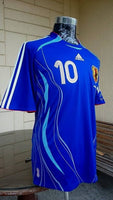 JAPAN 2006 WORLD CUP NAKAMURA JERSEY ADIDAS SHIRT ジャージーシャツ  SOLD !!!! - vintage soccer jersey