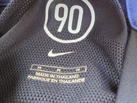 ENGLISH PREMIER MANCHESTER UNITED FC 2005-06 LEAGUE 31st.CHAMPION JERSEY NIKE TRAINING TOTAL 90 SHIRT M  SOLD !!!