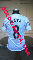 ENGLISH PREMIER MANCHESTER UNITED FC 2014-2015 JUAN MATA JERSEY ADIDAS SHIRT SOLD !!! - vintage soccer jersey