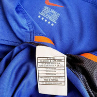 NETHERLANDS 2000 EURO SEMI-FINALS BERGKAMP 10 AWAY JERSEY NIKE SHIRT TRIKOT VOETBAL  MEDIUM