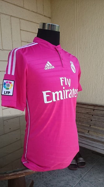 sports shoes dd0fe a108b womens pink real madrid jersey