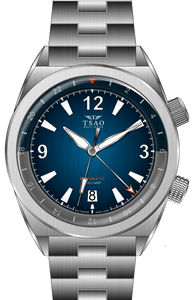LEGACY STEEL GMT - ROYAL FUME