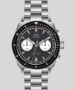 Constellation Chrono-Diver - Midnight Grey