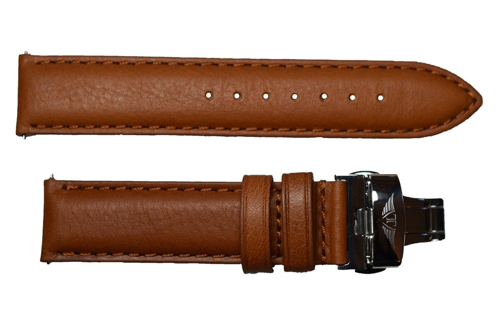 Saddle Aged Leather Band