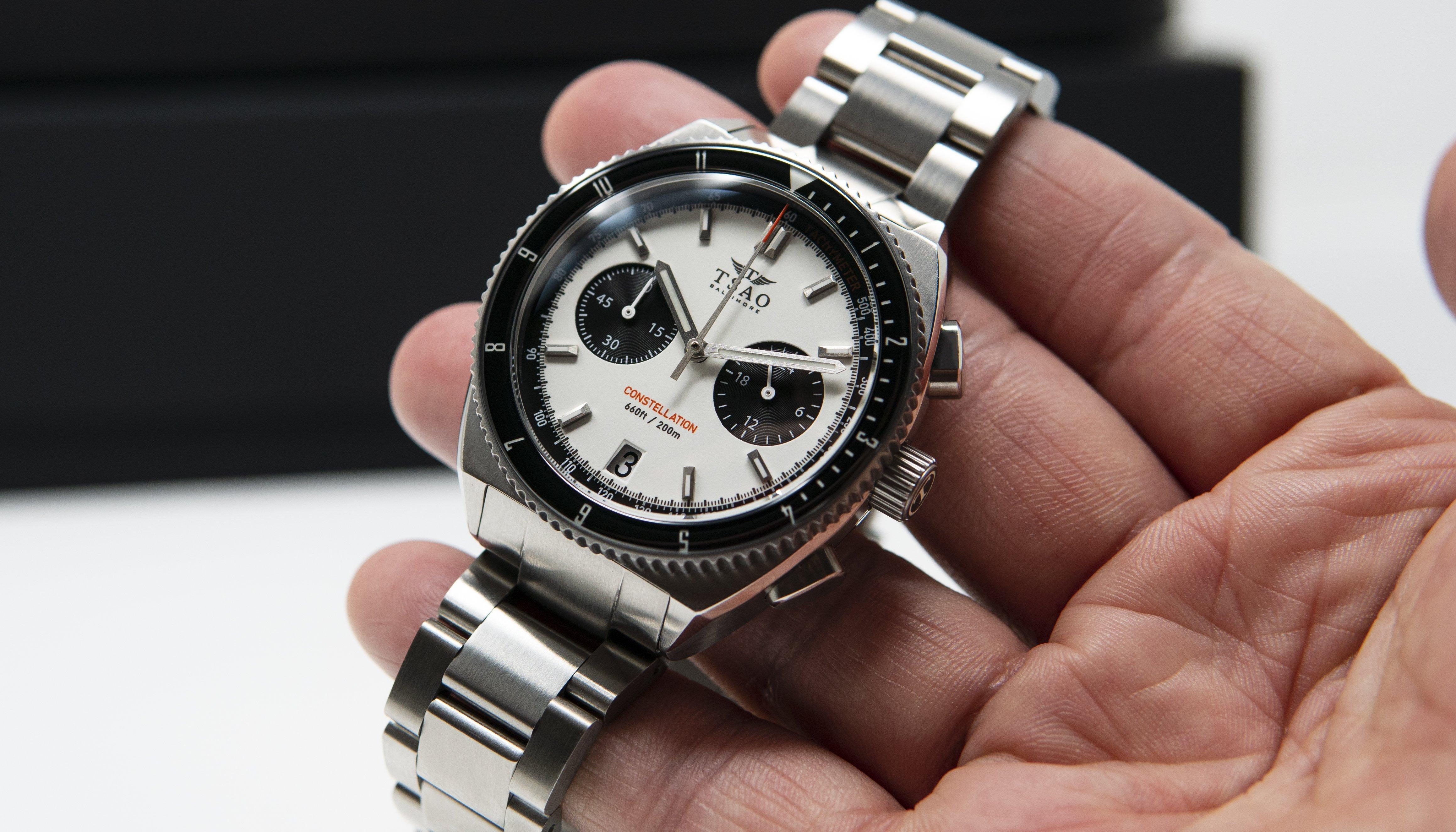 Constellation Chrono-Diver - Panda