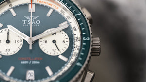 Constellation Chrono-Diver - Mystic Blue