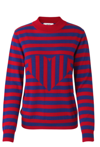 Mads Norgaard, Merino group Komilla, Blue/Red