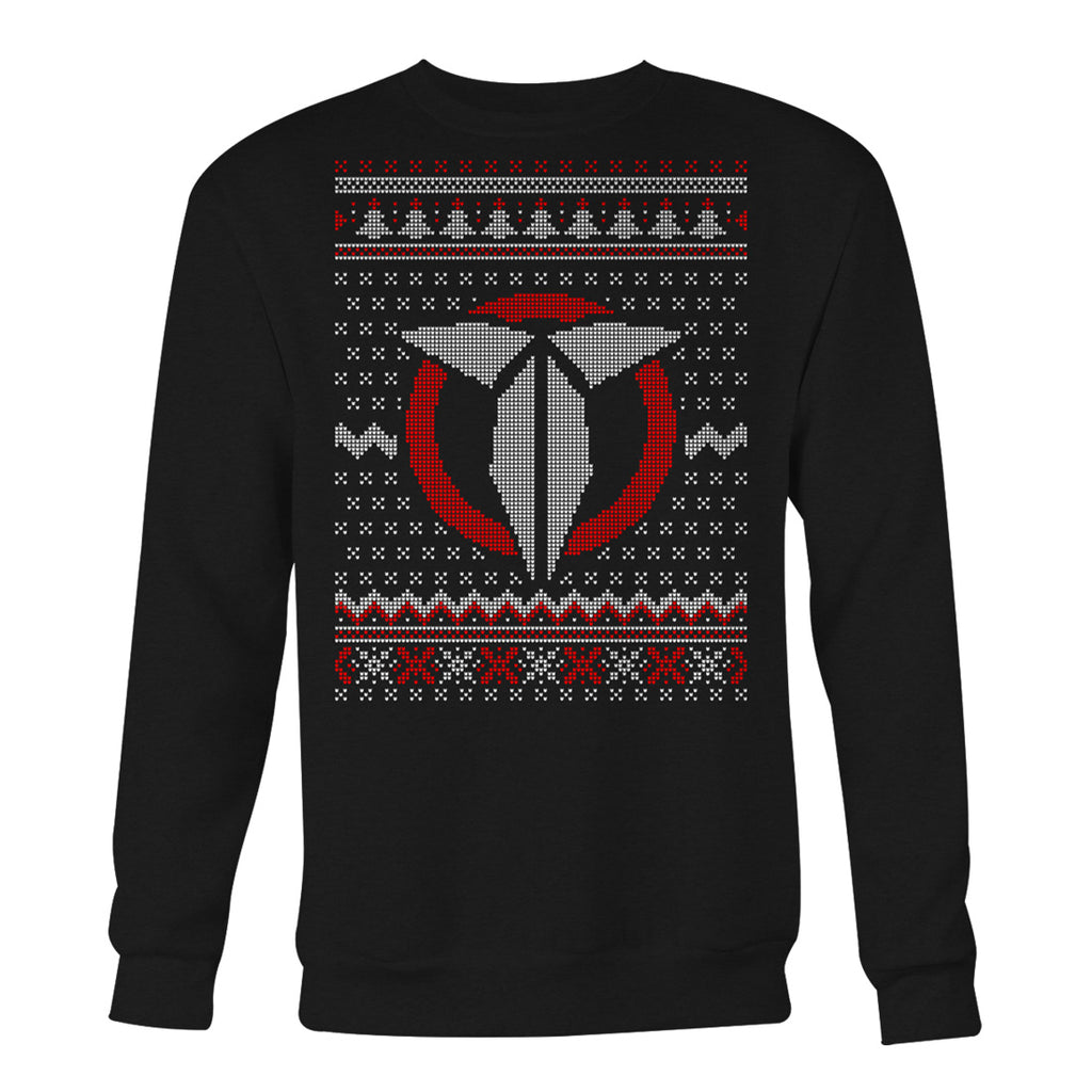 Limited Edition Christmas Jumper 'Black'