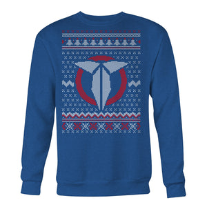 Limited Edition Christmas Jumper 'Blue'