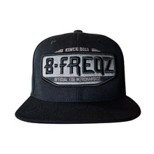 Load image into Gallery viewer, B-Freqz Snapback