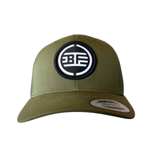 B-Freqz Trucker cap Green