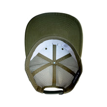 Load image into Gallery viewer, B-Freqz Trucker cap Green