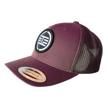 Load image into Gallery viewer, B-Freqz Trucker cap Red