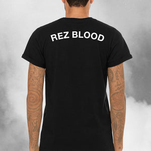 REZ BLOOD (T-SHIRT)