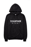 Limited Edition Black NHS TOGETHER APART Hoodie