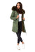 Olive Green Darling Parka
