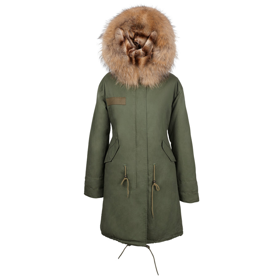 Natural Darling Parka