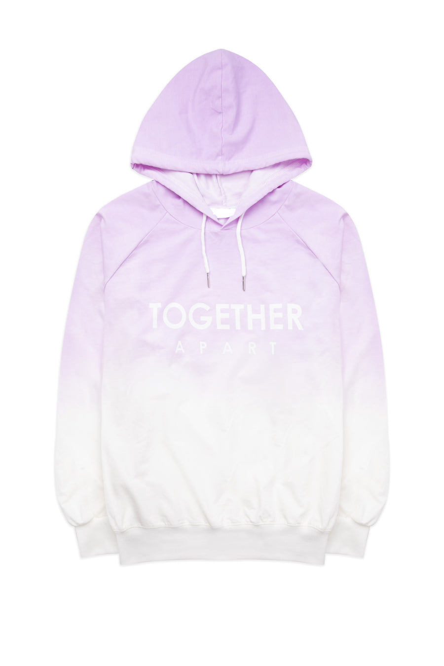 Limited Edition Lilac NHS TOGETHER APART Hoodie