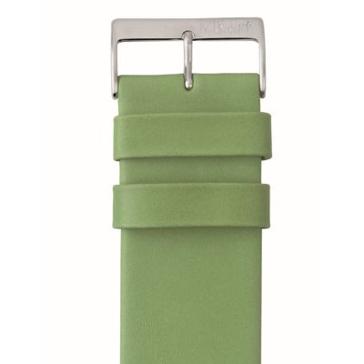 Leather strap green 1.4 size S